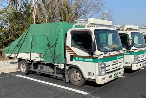 株式会社池田自動車運輸 柏営業所 流山事務所の画像・写真