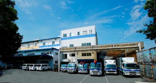東京共同ロジテム株式会社 本社の画像・写真